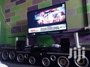 Digital Led 32' Plasma With A Cute Tv Stand | TV & DVD Equipment for sale in Greater Accra, North Labone