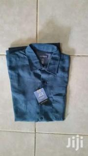 Van Heusen Short Sleeve Shirt | Clothing for sale in Greater Accra, Ga East Municipal