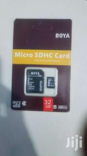 FULL CAPACITY ORIGINAL 32GB MEMORY CARD | Accessories for Mobile Phones & Tablets for sale in Brong Ahafo, Sunyani Municipal