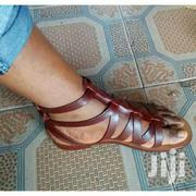 Unisex Brown Sandals | Shoes for sale in Greater Accra, New Mamprobi