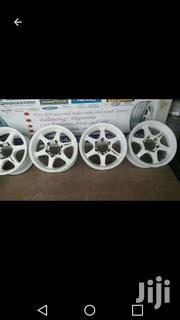 Rims 16' 6 Stud Toyota Mazda | Vehicle Parts & Accessories for sale in Greater Accra, Ga West Municipal