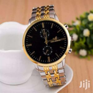Men's Quartz Orlando Watch