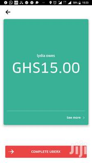 Uber Account | Automotive Services for sale in Greater Accra, Okponglo