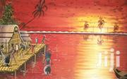 """Canvas Painting 34X22'"""" 