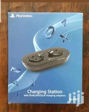 Sony Move Charging Station With Dualshock 4 Adapters | Video Game Consoles for sale in Greater Accra, Nii Boi Town