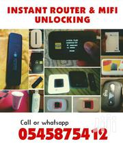 Mifi Unlocking | Networking Products for sale in Greater Accra, Dansoman