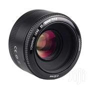 Yongnuo 50mm F1.8 Lens For Canon | Cameras, Video Cameras & Accessories for sale in Greater Accra, Accra Metropolitan
