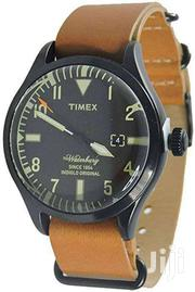 Timex Waterbury Analog Display Analog Quartz Brown Watch | Watches for sale in Greater Accra, East Legon