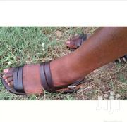 Ladies Dark Brown Sandals | Shoes for sale in Greater Accra, New Mamprobi