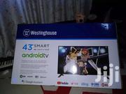 """Westinghouse 43smart 4k"""" 