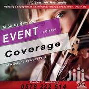 Wedding And Engagement Coverage | Automotive Services for sale in Greater Accra, Darkuman