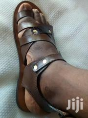 Dark Brown Gladiator Sandals | Shoes for sale in Greater Accra, New Mamprobi