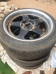 Ghana Used Aloyed  Rim 4 Set With Covers. | Vehicle Parts & Accessories for sale in Greater Accra, Burma Camp