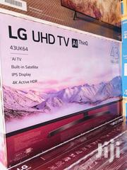 LG 43INCH SMART 4K UHD NEW IN BOX | TV & DVD Equipment for sale in Greater Accra, Accra Metropolitan