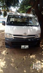 Toyota Hiace 2013 | Heavy Equipments for sale in Greater Accra, Adenta Municipal