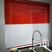 Red And White Curtain Blinds | Home Accessories for sale in Ashanti, Kumasi Metropolitan