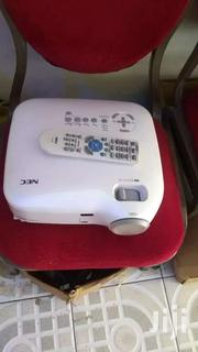 Slightly Used NEC Projector | TV & DVD Equipment for sale in Ashanti, Kumasi Metropolitan