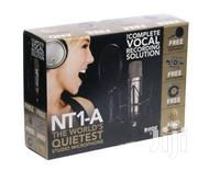 Rode NT1-A Mic Vocal Recording Studio Microphone | Audio & Music Equipment for sale in Greater Accra, Abelemkpe