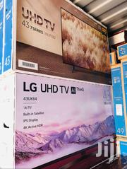 """LG 43"""" Smart Satellite 4K Tv+Magic Remote 