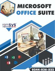 MICROSOFT OFFICE   Classes & Courses for sale in Western Region, Ahanta West