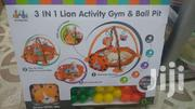 3 In 1 Lion Activity Gym And Ball Play Pit | Sports Equipment for sale in Greater Accra, Tema Metropolitan