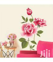 Beautiful Rose Wall Stickers | Home Accessories for sale in Greater Accra, Tema Metropolitan