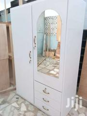 Pure White Double Door Wardrobe For Sell Now | Doors for sale in Greater Accra, Dansoman