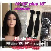 Filipino Grade 10A Blunt Cut Wig Caps Wd Closure | Hair Beauty for sale in Greater Accra, Accra Metropolitan