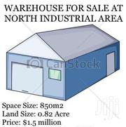 Warehouse For Sale At North Industrial Area   Commercial Property For Rent for sale in Eastern Region, Asuogyaman