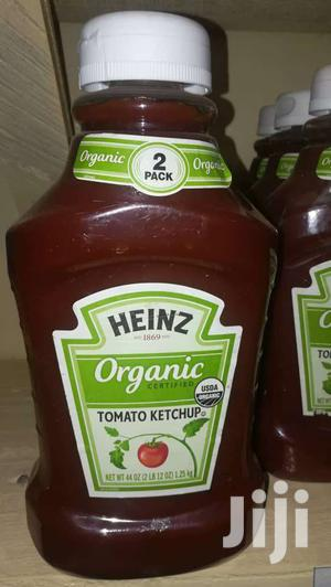 Heinz Organic Tomato Ketchup, 1.25kg - REDUCED TO CLEAR