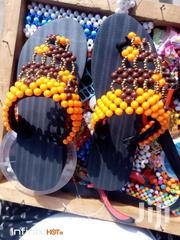 Beaded Slippers | Shoes for sale in Greater Accra, East Legon