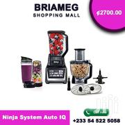 NINJA SYSTEM AUTO IQ BLENDER | Kitchen Appliances for sale in Greater Accra, North Kaneshie