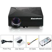 HD LED Lamp Excelvan Projector | Home Accessories for sale in Western Region, Shama Ahanta East Metropolitan