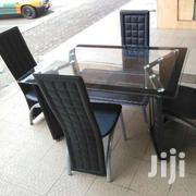 Dinning Table With 4 Chairs | Furniture for sale in Central Region