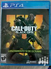 Call Of Duty Black OPS 4 PS4 CD | Video Game Consoles for sale in Eastern Region, Asuogyaman