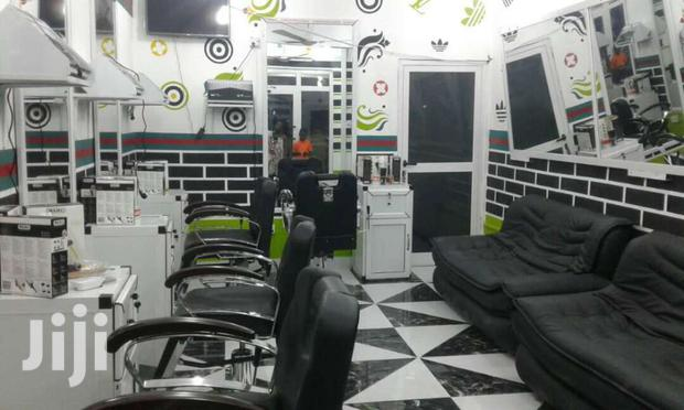 Archive: CLASSIC BARBERING SHOP AVAILABLE FOR SALE NOW AT DANSOMAN