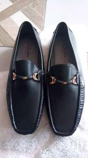 Clarks Leather Loafers-sz 42/44 | Shoes for sale in Greater Accra, Ga West Municipal