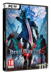 Devil May Cry 5 PC Game /Games | Laptops & Computers for sale in Ashanti, Kumasi Metropolitan
