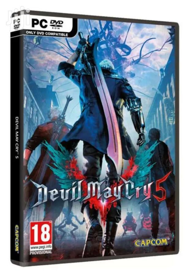 Devil May Cry 5 PC Game /Games