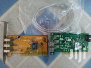 Firewire PCI Card | Laptops & Computers for sale in Greater Accra, Tesano