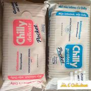 Chilly Intimate Wipes   Makeup for sale in Greater Accra, Ashaiman Municipal