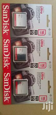 16GB Compact Flash CF Memory Card For Canon | Accessories for Mobile Phones & Tablets for sale in Greater Accra, Odorkor