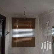Brown And White Aluminum Curtain | Home Accessories for sale in Greater Accra, Accra Metropolitan