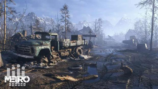 Metro Exodus PC Game /2019 Games