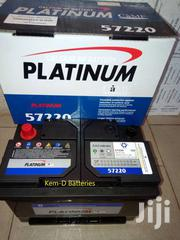 15 Plates Platinum Car Battery-sealed Maintenance Free + Free Delivery | Vehicle Parts & Accessories for sale in Greater Accra, Airport Residential Area