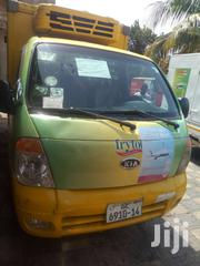 KIA Bongo 11 Truck With Container Originally From Home | Heavy Equipments for sale in Greater Accra, Nii Boi Town