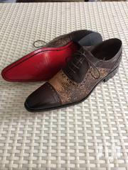 High Quality Italian Leather Lace Shoe   Shoes for sale in Greater Accra, Nungua East