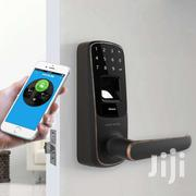 5 In 1 Ultra Lock Smart Lever Lock.Get It And Be Extra Secured | Home Appliances for sale in Greater Accra, Akweteyman
