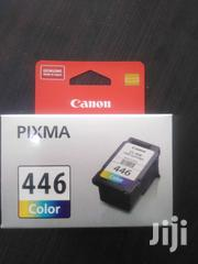 CANON 446 COLOR ORIGINAL INK CARTRIDGES | Computer Accessories  for sale in Greater Accra, Asylum Down