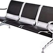 3in1 Leather Waiting Chairs | Furniture for sale in Greater Accra, Abossey Okai